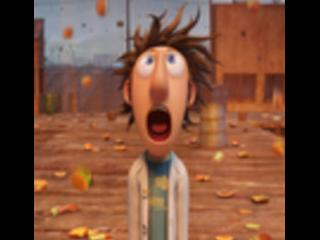 Cloudy With A Chance Of Meatballs German