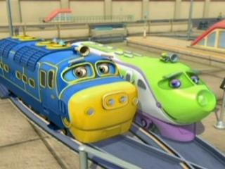 Chuggington Its Training Time
