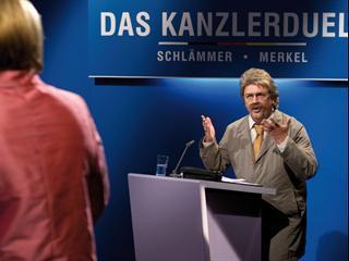 Horst Schlammer Isch Kandidiere