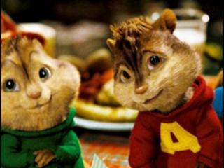 ALVIN AND THE CHIPMUNKS: THE SQUEAKQUEL (FRENCH)