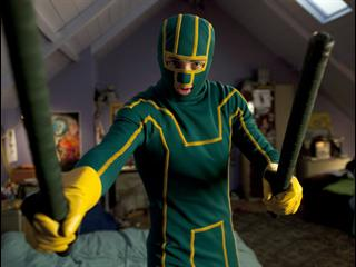 KICK-ASS (SPANISH)