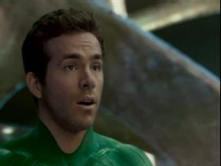 Green Lantern Ive Been Sent To Welcome You Here