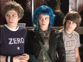 SCOTT PILGRIM VS. THE WORLD (SPANISH)