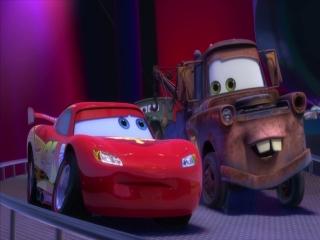 Cars 2: Lewis Hamilton/Jeff Gorvette Cameos