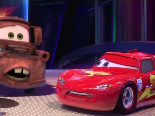 CARS 2: V12 TV (INTERNET SPOT)