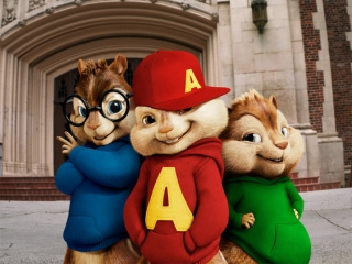 ALVIN AND THE CHIPMUNKS (GERMAN)