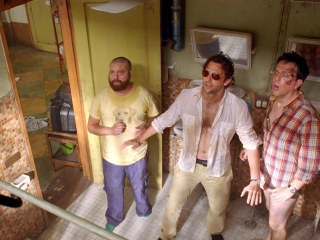 THE HANGOVER PART II (ITALIAN)