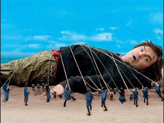 GULLIVER'S TRAVELS (SPANISH)