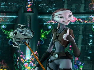 Mars Needs Moms Uk