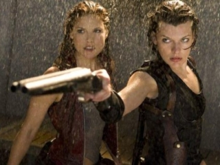 Resident Evil Afterlife Italian