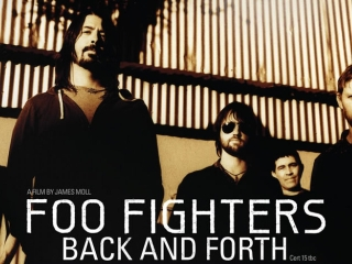 FOO FIGHTERS BACK AND FORTH NETFLIX