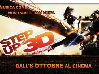 STEP UP 3D (ITALIAN)