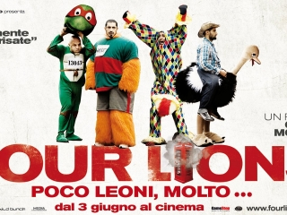 Four Lions Italian