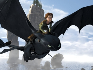 How To Train Your Dragon Uk