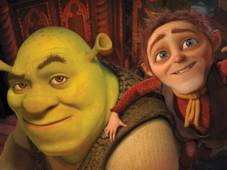 Shrek Forever After Uk