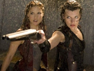 Resident Evil Afterlife Uk