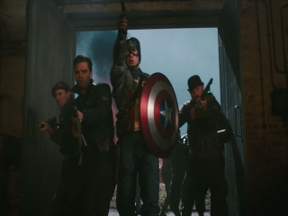Captain America The First Avenger Trailer 1