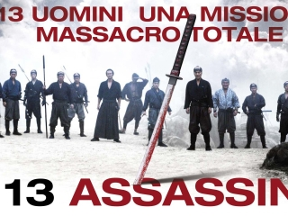 13 Assassins Italian