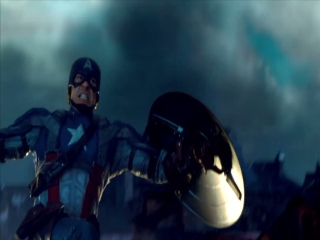 Captain America The First Avenger Pledge Tv Spot