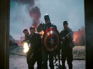 Captain America The First Avenger Victory Tv Spot