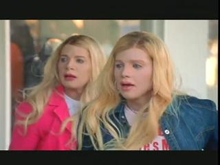 White Chicks Scene Purse Snatcher