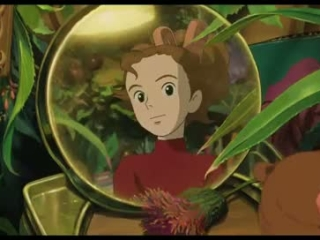 Arrietty Le Petit Monde Des Chapardeurs - The Secret World of Arrietty - Flixster Video