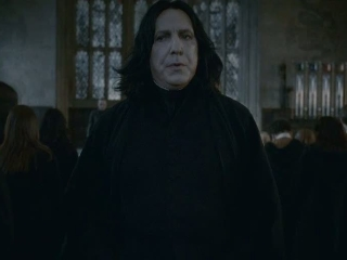 Harry Potter And The Deathly Hallows-Part 2: You Seem To Have A Bit Of A Security Problem
