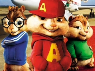 ALVIN AND THE CHIPMUNKS: THE SQUEAKQUEL (ITALIAN)
