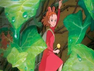 Arrietty Uk