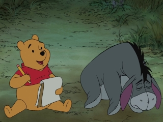 WINNIE THE POOH: OWL'S COLD