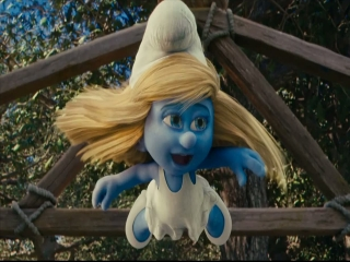 The Smurfs Happy Montage