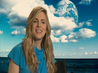 Another Earth Brit Marling Talks About Another Earth