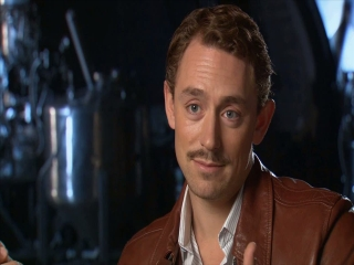 Captain America The First Avenger Jj Feild On This Being A Period Piece