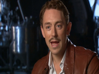 Captain America The First Avenger Jj Feild On Chris Evans As Captain America