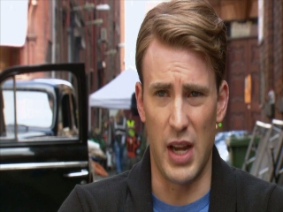Captain America The First Avenger Chris Evans-on How He Prepared For The Role