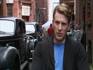 Captain America The First Avenger Chris Evans-on The Storyline