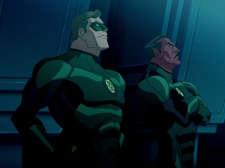 Green Lantern Emerald Knights - Green Lantern Emerald Knights - Flixster Video