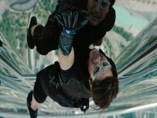 Mission: Impossible Ghost Protocol (Russian)