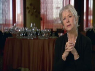 The Debt Helen Mirren On Her Character