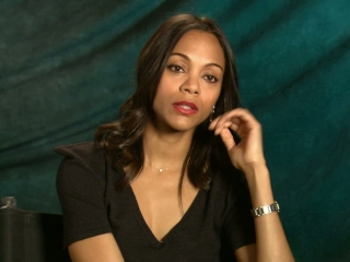 Colombiana Zoe Saldana On Her Characters Purpose