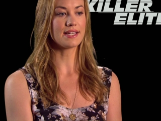 Killer Elite Yvonne Strahovski Talks About Her Character