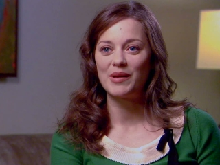 Contagion Marion Cotillard On Her Involvement In The Project