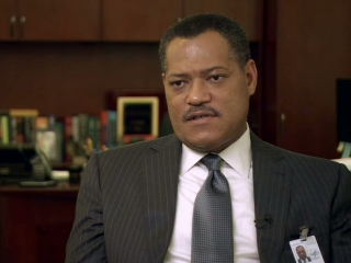 Contagion Laurence Fishburne On His Character - Contagion - Flixster Video
