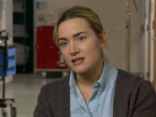 Contagion Kate Winslet On The Script - Contagion - Flixster Video