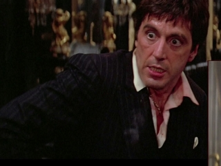 SCARFACE: OUTTAKES