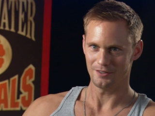 Straw Dogs Alexander Skarsgard On His Character