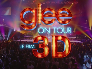 GLEE! ON TOUR 3D