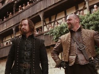 The Three Musketeers Making Of A Musketeer Featurette