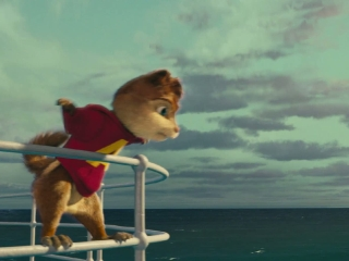Alvin And The Chipmunks: Chipwrecked (French)