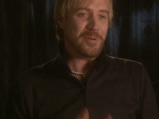 Anonymous Rhys Ifans On Creating The Image Of His Character